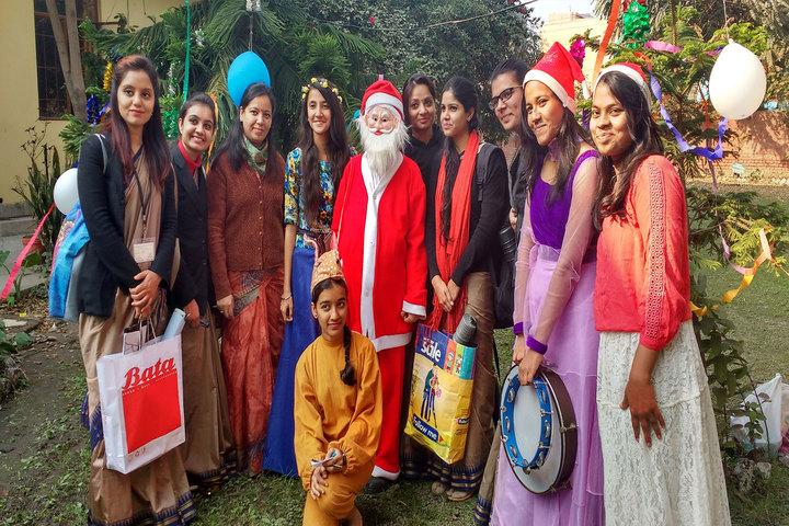 Padamshree N N Mohan Public School-Christmas Celebrations