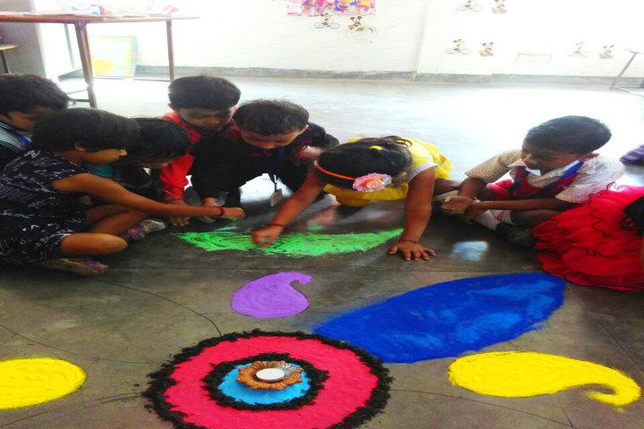 Padamshree N N Mohan Public School-Classroom Activity