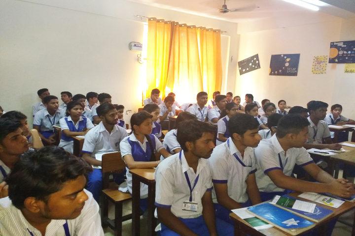 Padamshree N N Mohan Public School-Classroom