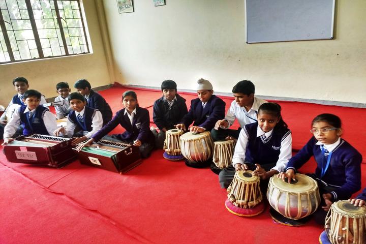 Padamshree N N Mohan Public School-Music Room