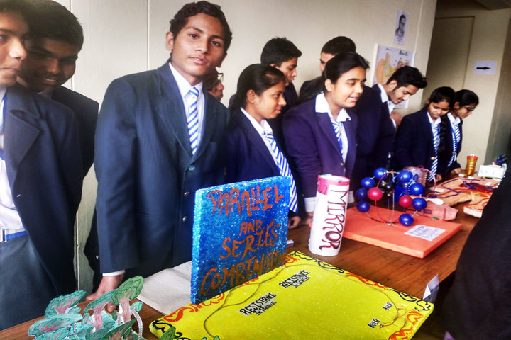 Padamshree N N Mohan Public School-Science Exhibition