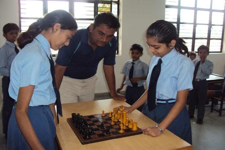 Param Public School - Chess