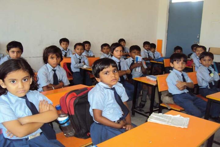Param Public School - Classroom