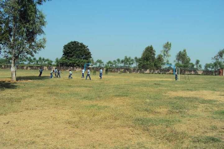 Param Public School - Ground