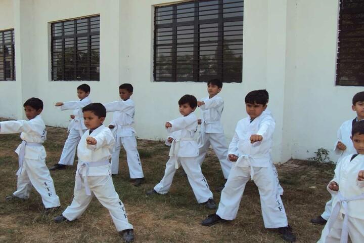 Param Public School - Karate
