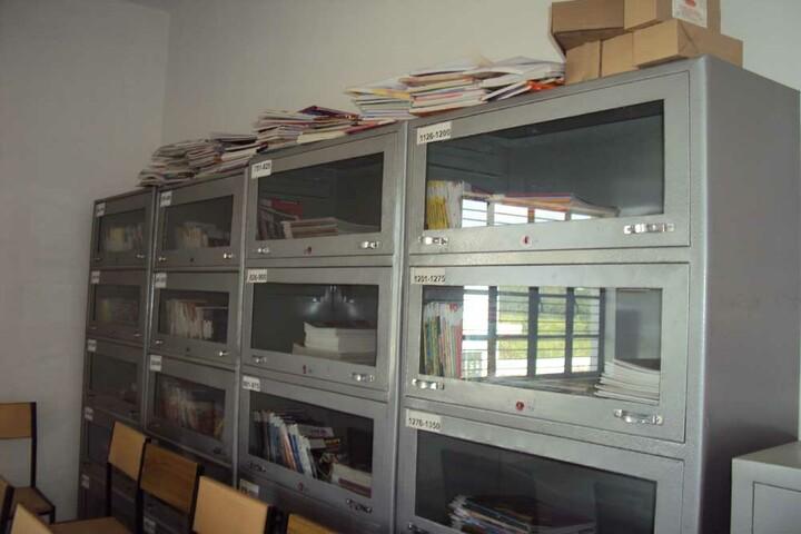 Param Public School - Library