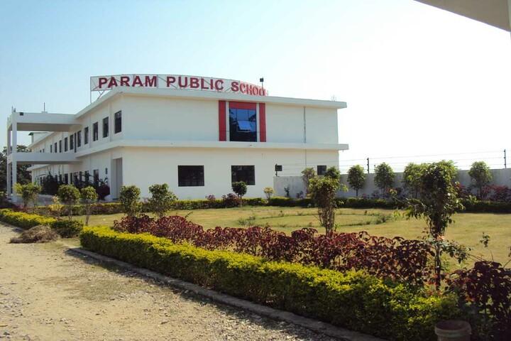 Param Public School - School building