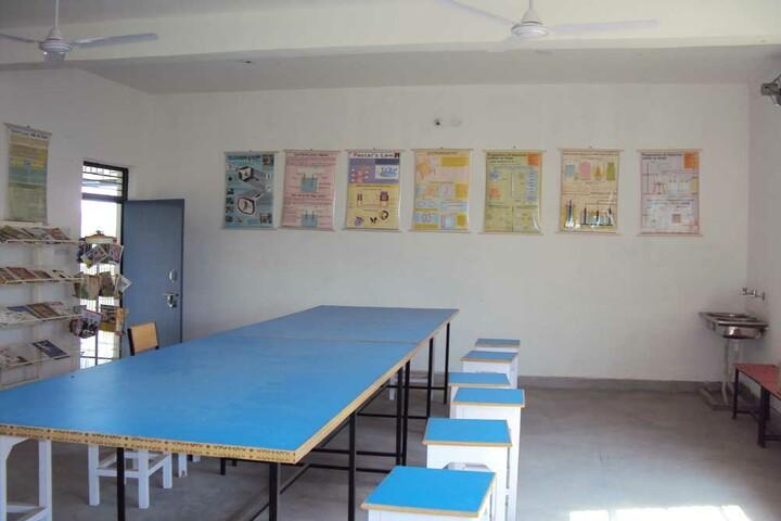 Param Public School - Science lab