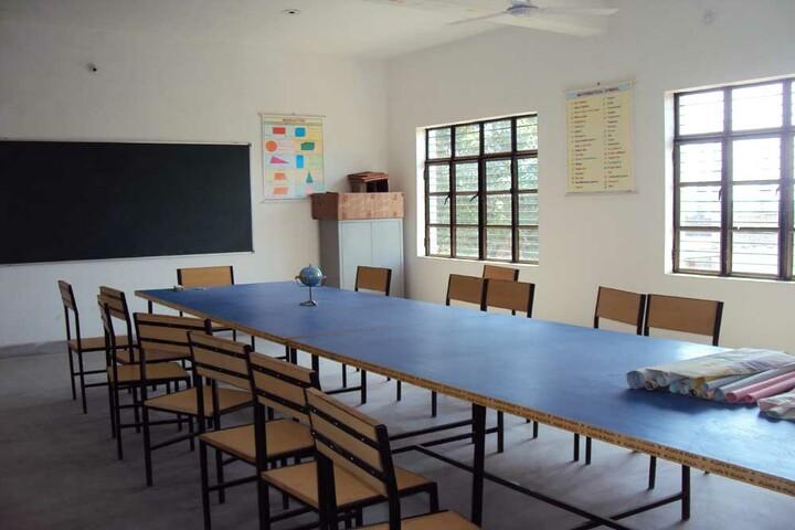 Param Public School - Social lab