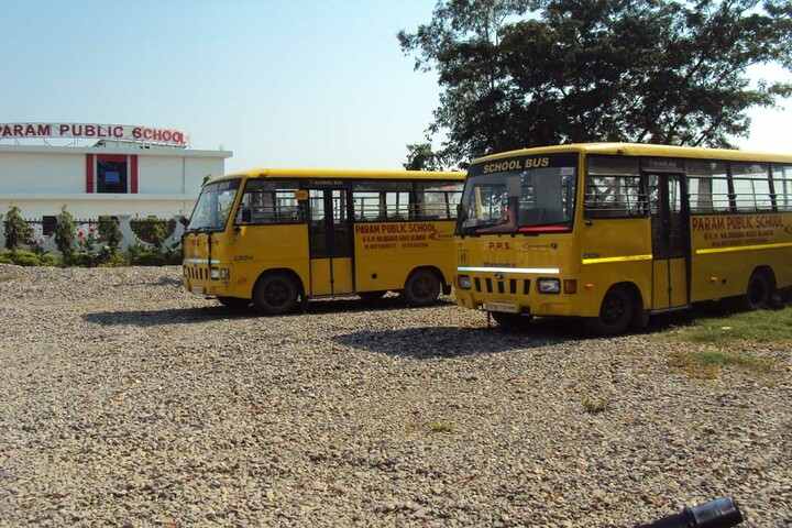 Param Public School - Transport