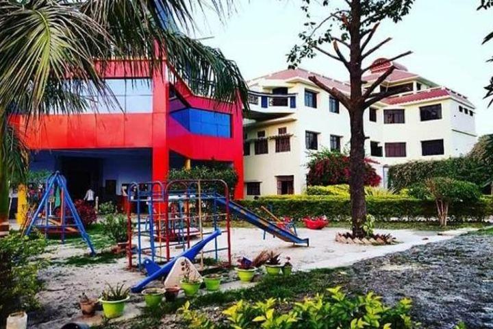 Parvez Khan Sajida Public School - Games area
