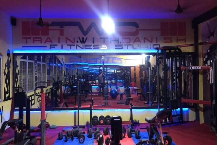 Parvez Khan Sajida Public School - Gym