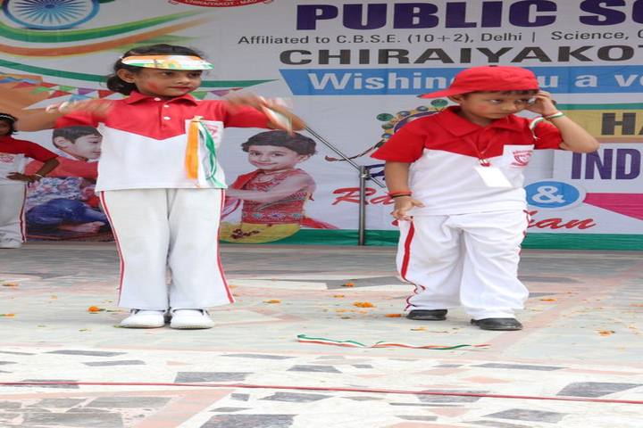 Parvez Khan Sajida Public School - Independence day