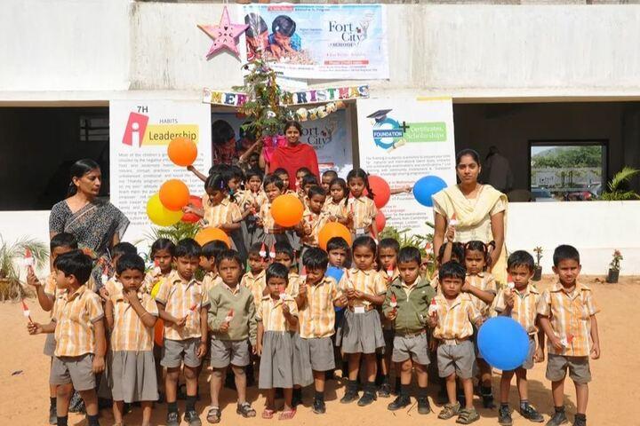 Ford City School-Chrismtas Celebrations