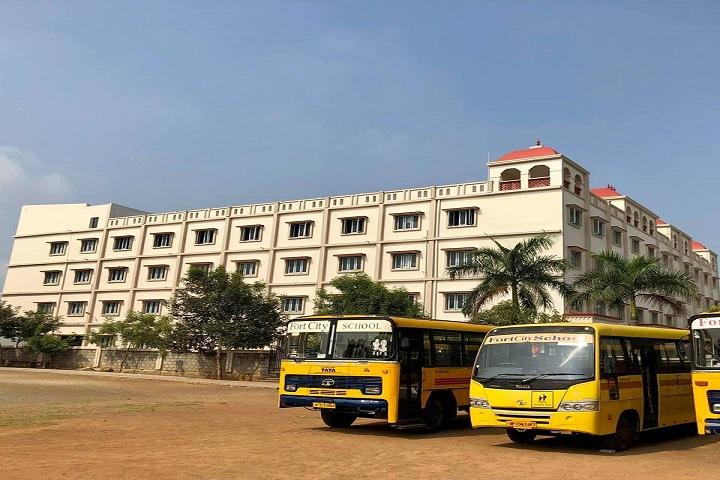 Ford City School-Transport