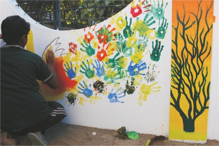 Vidya Vihar Residential School-Activity