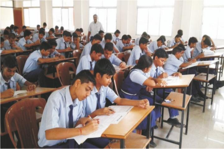 Vidya Vihar Residential School-Classroom
