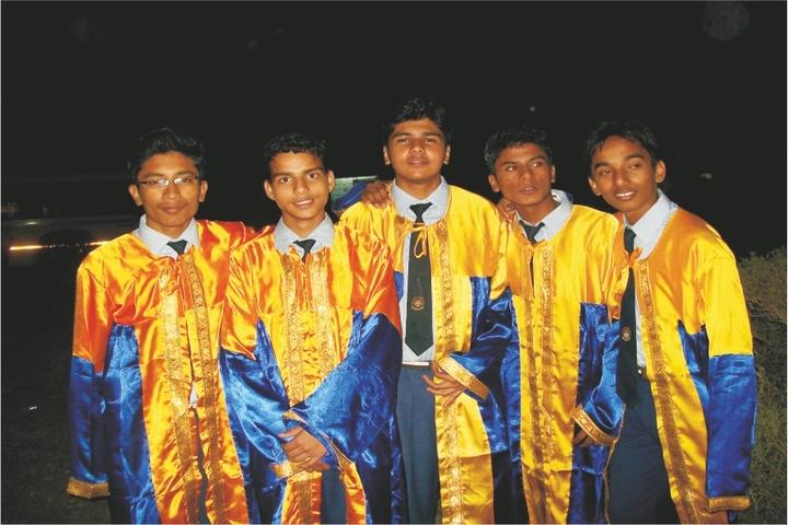 Vidya Vihar Residential School-Graduation Day