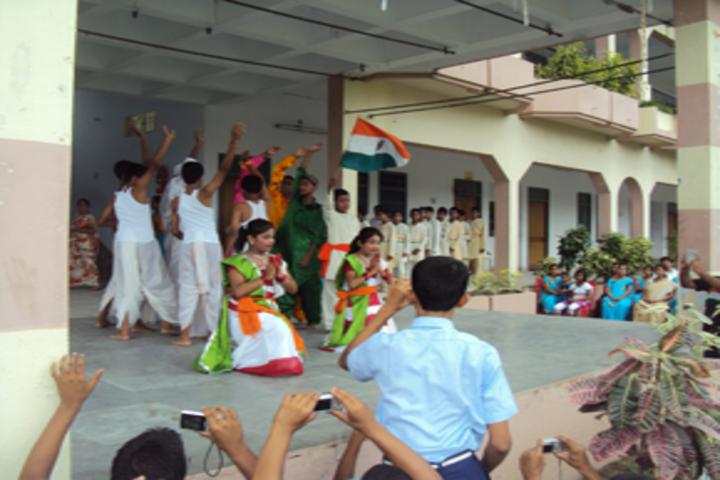 Vidya Vihar Residential School-Independence Day