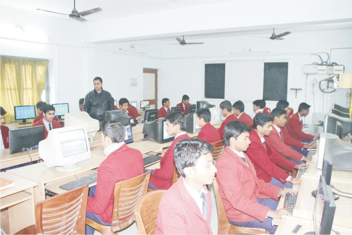 Vidya Vihar Residential School-computer Lab