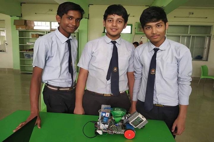 Vidya Vihar Residential SchoolExperiments