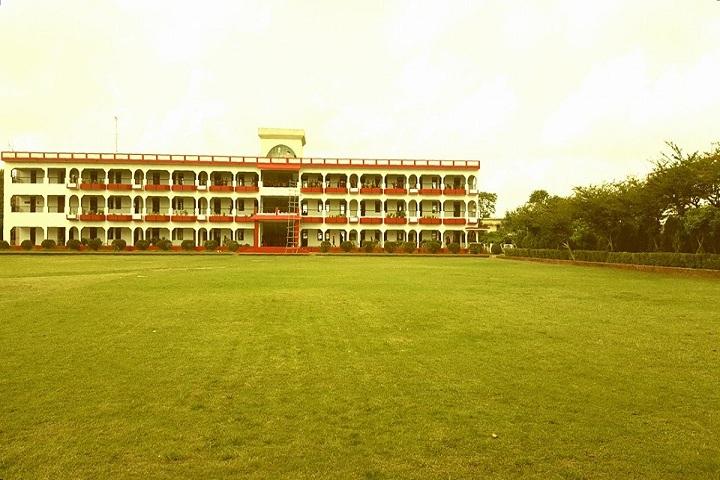 Vidya Vihar Residential SchoolSchool Building