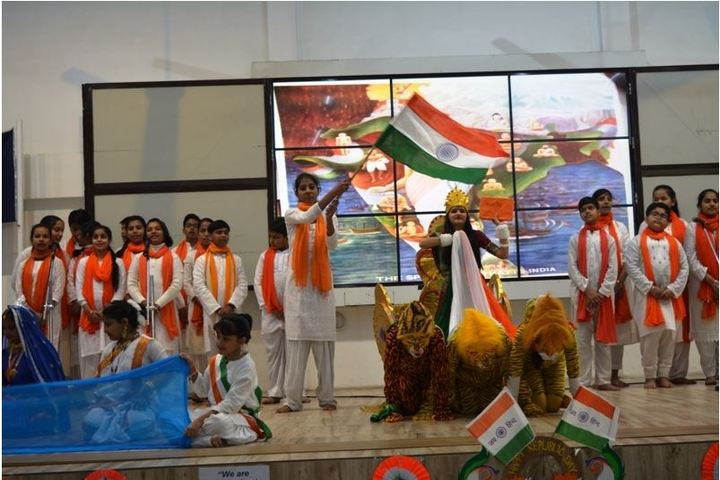 Patanjali Rishikul-Republic Day Celebrations