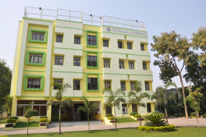 Patanjali Rishikul-School Building