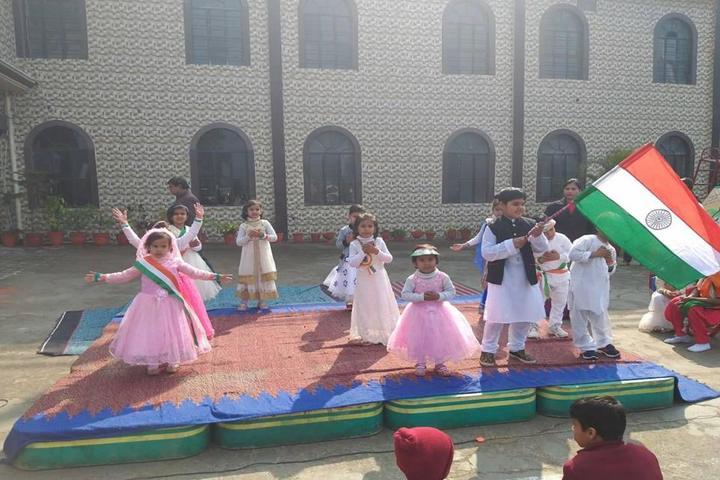 Paul International School-Republic Day Celebrations