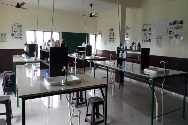Pinnacle Global School-Chemistry Lab