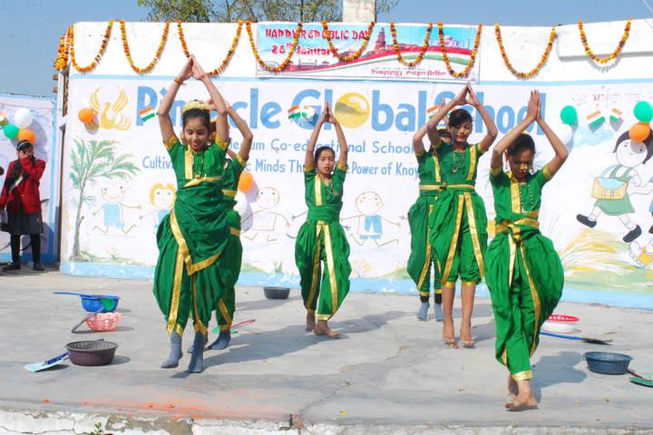 Pinnacle Global School-Cultural Activity