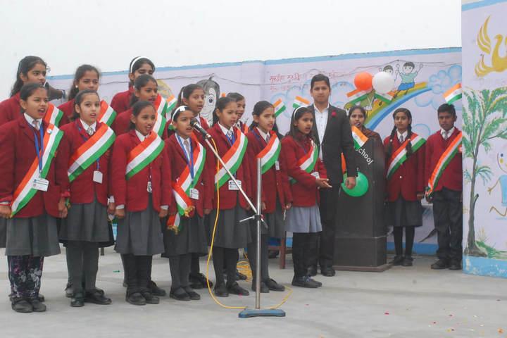 Pinnacle Global School-Independence Day