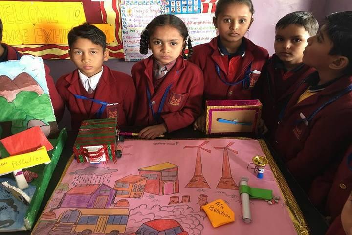 Pinnacle Global School-Science Exhibition