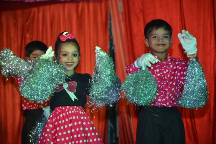 Pintoo Memorial Surya Academy-Dance Competition