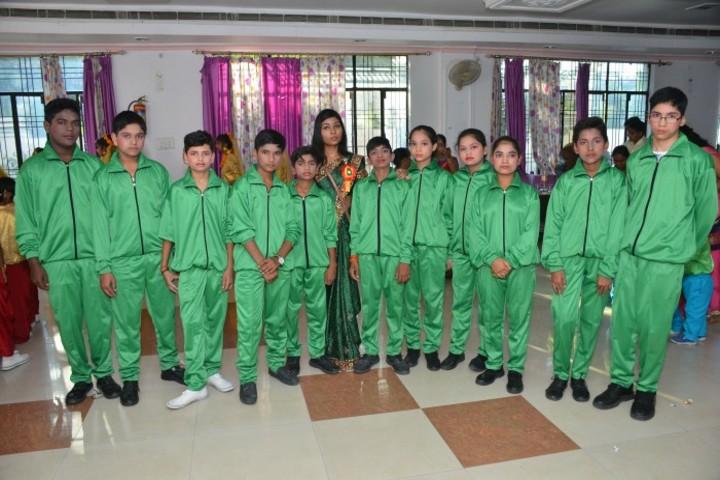 Pintoo Memorial Surya Academy-Green Day