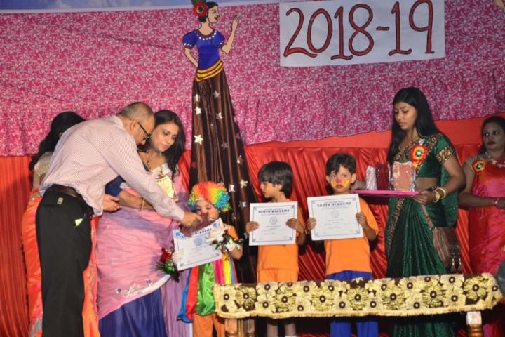 Pintoo Memorial Surya Academy-Prize Distribution
