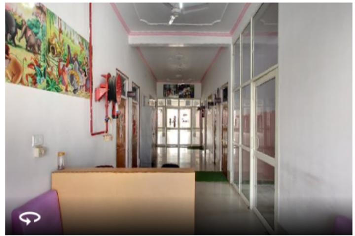 Pintoo Memorial Surya Academy-School Reception