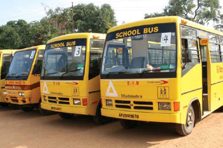 Pioneer Montessori Inter College-Transport
