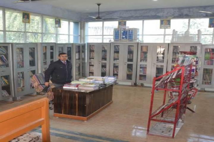 Pioneer Public School-Library