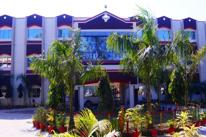 Pioneer Public School-School building