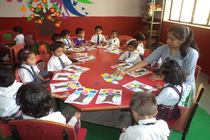 PNS Arihant Public Academy - Activity