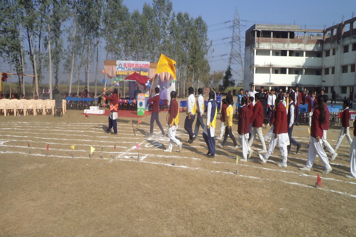 PNS Arihant Public Academy - Annual Sports Meet