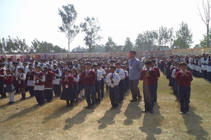PNS Arihant Public Academy - Assembly