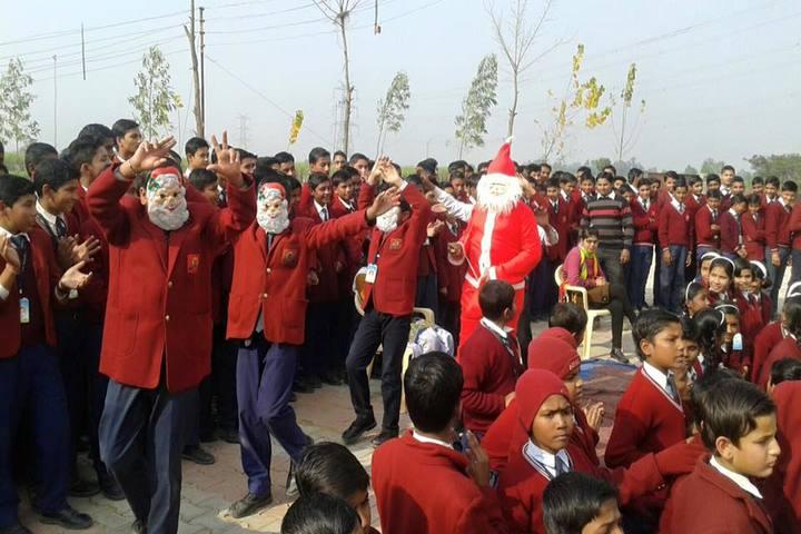 PNS Arihant Public Academy - Christmas celebrations