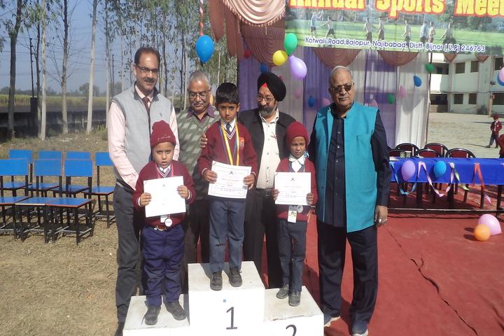 PNS Arihant Public Academy - Kindergarten