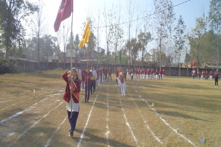 PNS Arihant Public Academy - March past