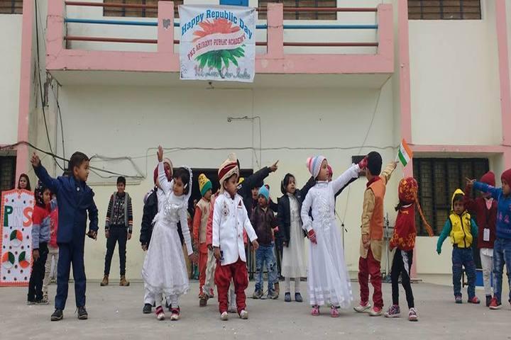 PNS Arihant Public Academy - Republic day celebrations