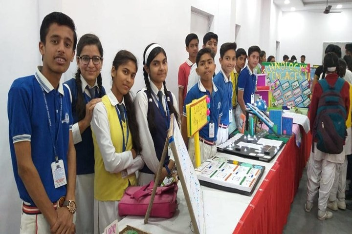 PNS Arihant Public Academy - School Exhibition