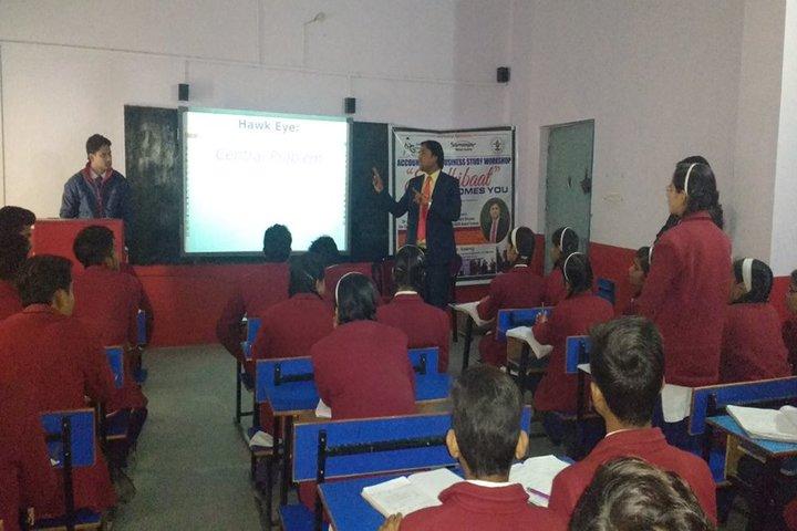 PNS Arihant Public Academy - Smart class