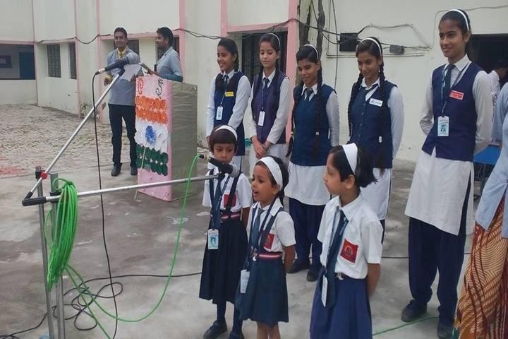 PNS Arihant Public Academy - Story telling